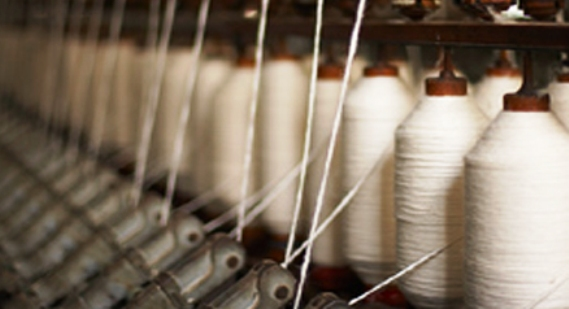Group of textile exports fell 5.24 percent in 2 months recently