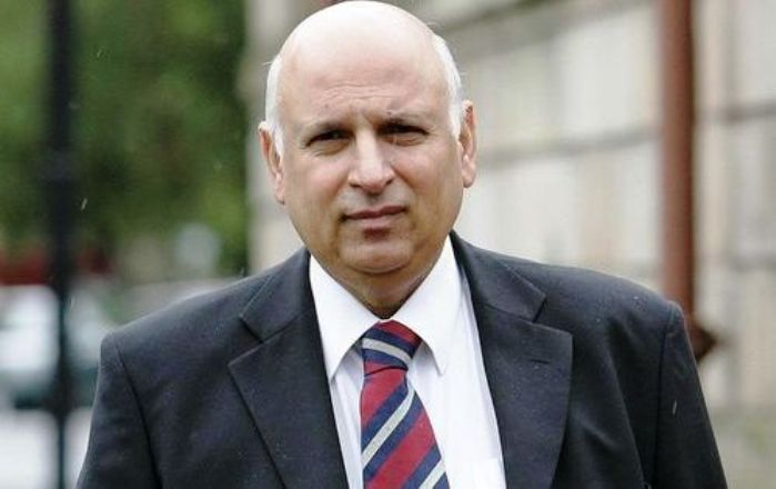 The Punjab Chaudhry Mohammad Sarwar said that I had made the mistake of assuming the governor