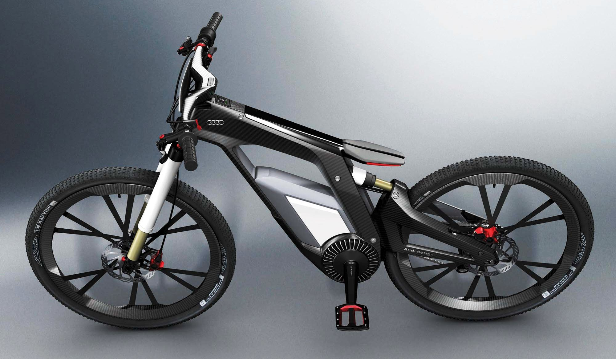 New E-Bike 2015 in Pakistan launched by Audi