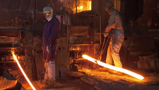 Pakistan Steel Mills getting 48 million for Eid Salay