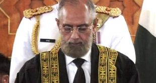 Justice Anwar Zaheer Jamali replaces Justice Jawwad