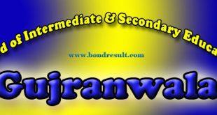 Online 11th Result 2015 bisegrw - BISE Gujranwala