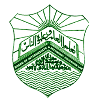 Board of Intermediate & Secondary Education Lahore Logo