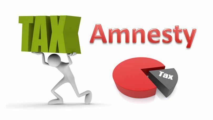 tax amnesty scheme