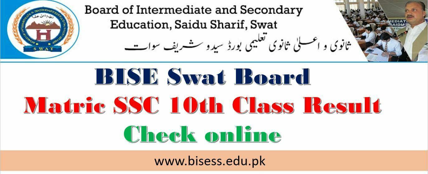 Bise Swat FA FSC Annual Result